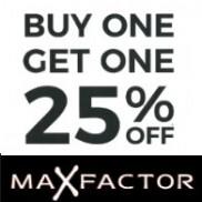 Buy 1 Get 1 25% off