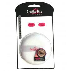 CREATIVE MAX LUXURY POWDER PUFF