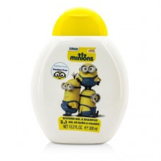 Minions 2 In 1 Shower Gel & Shampoo 300ml