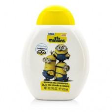 Minions 2 In 1 Shower Gel & Shampoo 300ml