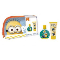 Minions Despicable me Bag edt Shower Gel