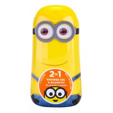Minions Shower Gel And Shampoo 2 In 1