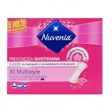 Nuvenia Multistyle Pantyliners X30