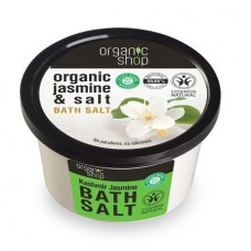 Organic Shop Bath Salt Jasmine & Salt