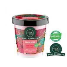 Organic Shop Body Desserts Candy Floss Anti-Stress Bath Foam 450ml