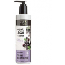 Organic Shop Acai & Coffee Shower Gel 280ml