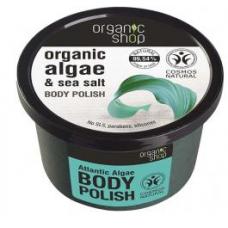 Organic Shop Atlantic Algae Body Polish 250ml