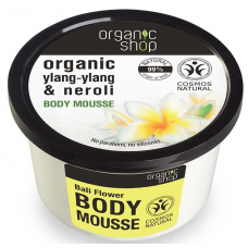 Organic Shop Bali Flower Body Mousse 250ml