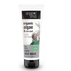 Organic Shop Algae Facial Mud Mask 75ml
