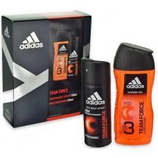 Adidas Team Force Gift Set 1 For Men