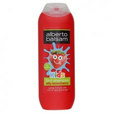 ALBERTO BALSAM KIDS 2IN1 SHAMPOO SILLY STRAWBERRY 250ML