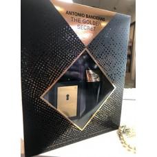 Antonio Banderas The Golden Secret Gift Set For Men