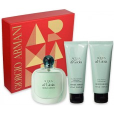 Armani Acqua Di Gioia Perfume Gift Set For Women