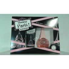 Arno Sorel Bonjour De Paris Black Edition EDP & Shower Gel Gift Set
