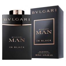 Bulgari man in black EDP For Men