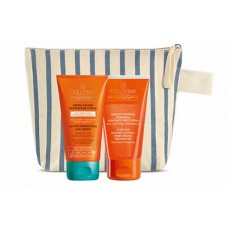 Collistar Protection Cream SPF30 150ml + After Sun Shower 150ml + Bag Gift Set