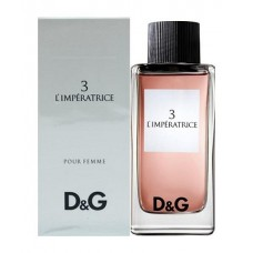 Dolce & Gabbana 3 L' Imperatrice EDT For Women