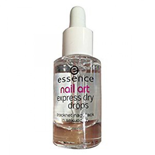 Essence Nail Art Express Dry Drops Contents 8ml