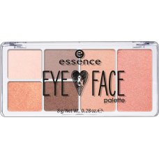 ESSENCE EYE & FACE PALETTE 02*