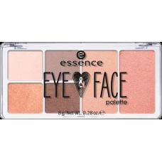 ESSENCE EYE & FACE PALETTE 02*