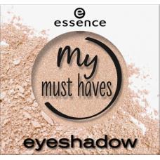 ESSENCE MUST HAVES EYESHADOW 01