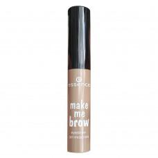 ESSENCE MAKE ME BROW EYEBROW GEL MASCARA 01BLONDY BROWS