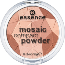 ESSENCE COMPACT MOSAIC POWDER  01 SUNKISSED BEAUTY