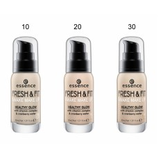 ESSENCE FRESH & FIT AWAKE MAKE UP (3 SHADES)