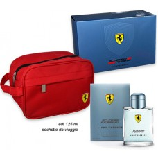 Ferrari Light Essence Edt + Travel Bag