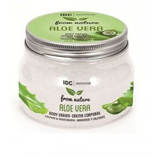 IDC Institute FROM NATURE Aloe Vera Body Cream Calming & Moisturizing 400 ml