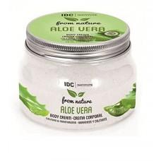 IDC Institute FROM NATURE Aloe Vera Body Cream Calming & Moisturizing 400 ml