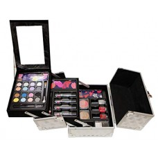 Markwins Color Play Travel Makeup Case Silver