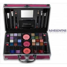 Markwins Bon Voyage Pink Makeup Case