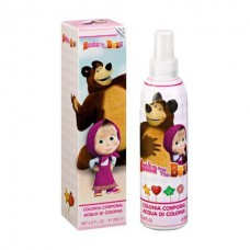 Disney Masha And The Bear Eau De Cologne Spray 200ml