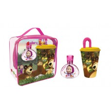 Disney Masha and the Bear Bag Bottle EDT 50ml