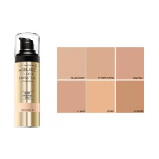 MAX FACTOR AGELESS ELIXIR 2IN1 FOUNDATION (7 SHADES)