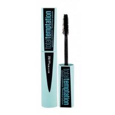 Maybelline Total Temptation Volume Black Mascara  Waterproof