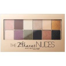 Maybelline The 24 Karat Nudes Eyeshadow Palette