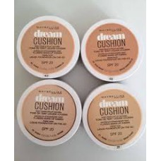 Maybelline Dream Cushion Fresh Face Liquid Foundation (4 shades)