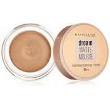 Maybelline Dream Matte Mousse Foundation (4 shades)