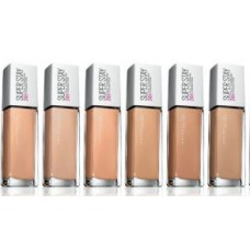 Maybelline Superstay Foundation 24 Hour (6 shades)