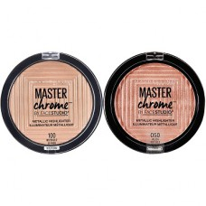 Maybelline Master Chrome Metallic Highlighter (2 shades)