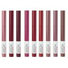 Maybelline Superstay Ink Crayon Lipstick (10 shades)