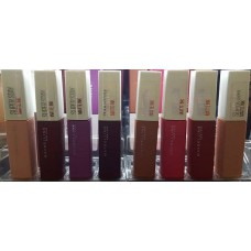 Maybelline Superstay 24 Matte Ink Lipstick (13 shades)