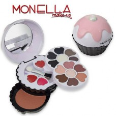 Monella Cup Cake Makeup Kit