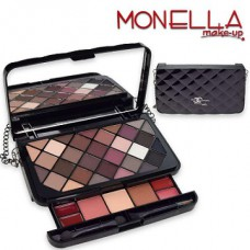 Monella Cosmetic Case Makeup Kit