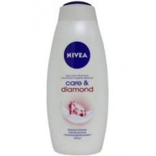 Nivea Bath Cream Diamond shimmer 750ml