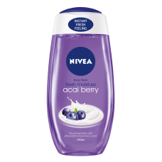 Nivea Body Wash Fresh Moisture Acai Berry 250ml