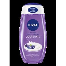 Nivea Body Wash Fresh Moisture Acai Berry 250ml