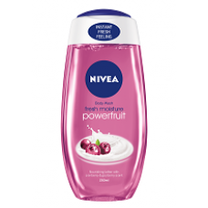 Nivea Body Wash Fresh Moisture Powerfruit 250ml